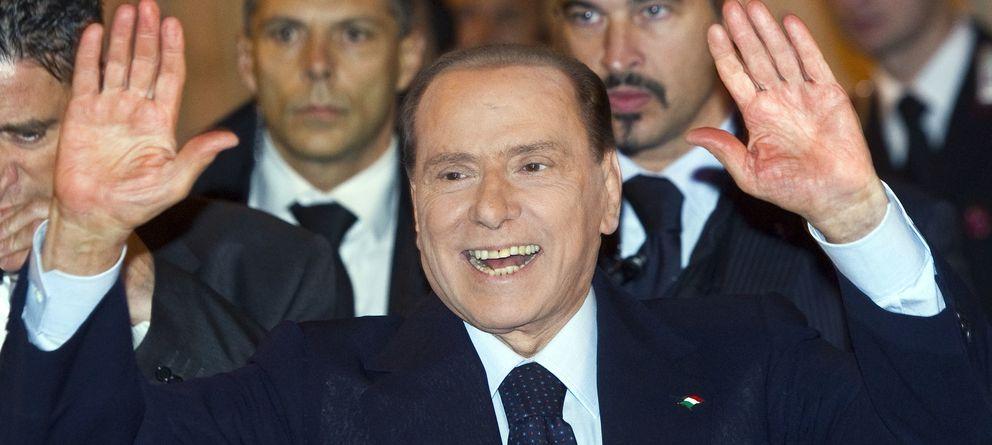 Foto: El ex primer ministro Silvio Berlusconi, en una imagen de archivo (Gtres)