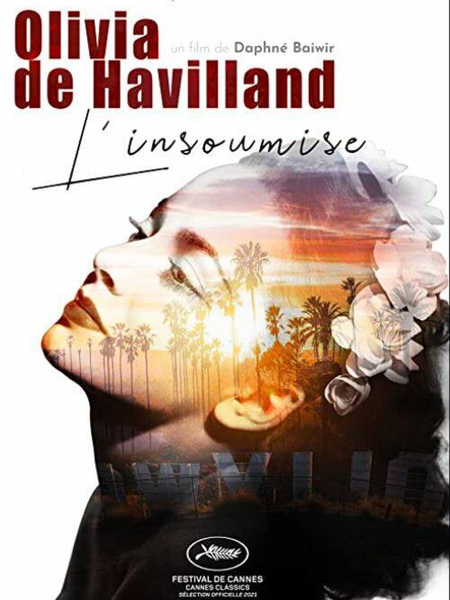 'La rebelde Olivia de Havilland'.