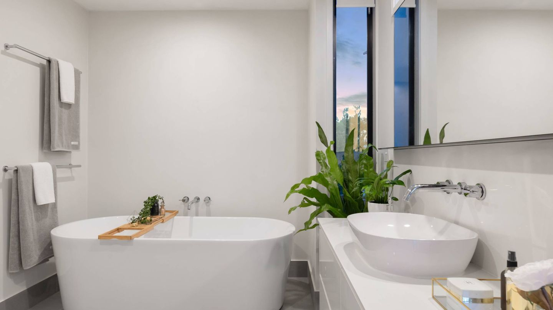 Claves para renovar un baño pequeño. (HausPhotoMedia para Unsplash)