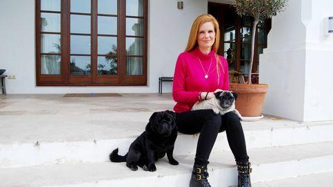 El año más duro de Olivia de Borbón tras la muerte de su hermana y su madre