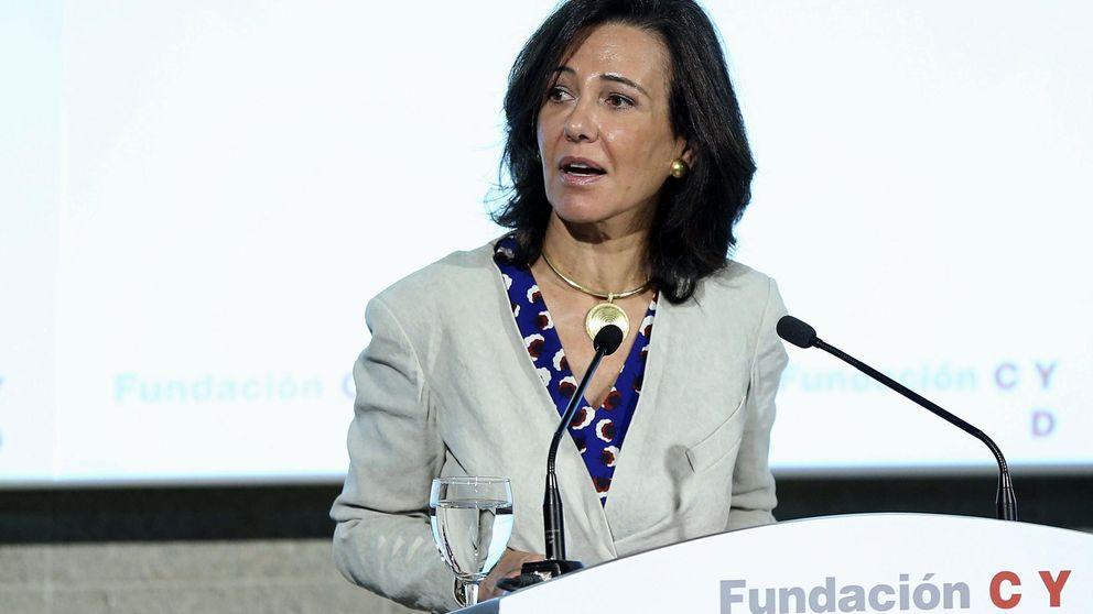 La Audiencia Nacional sanciona con 6,9 millones de euros  al Banco Santander