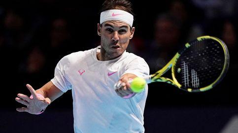 Rafa Nadal en directo: duelo contra Stefanos Tsitsipas en la Copa de Maestros