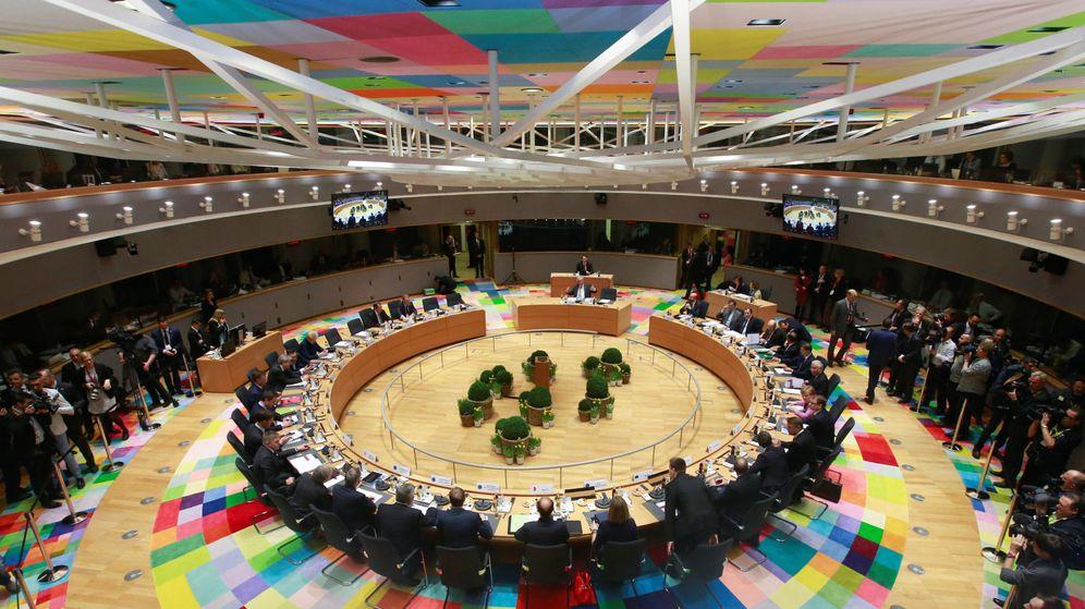 Foto: Cumbre de la Unión Europea celebrada este jueves en Bruselas. (Reuters)