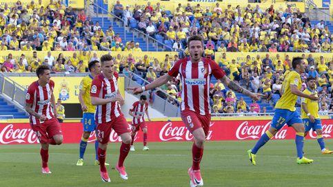 Saúl renueva su contrato con el Atlético de Madrid hasta 2026