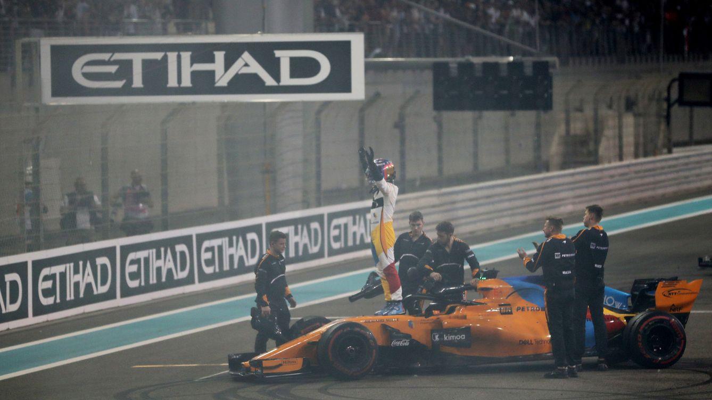 Fórmula 1: Impresionante pole de Hamilton en Abu Dabi con Sainz 11º y Alonso 15º