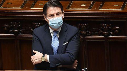 Conte afronta el voto de confianza en el Senado sin apoyos para la mayoría absoluta