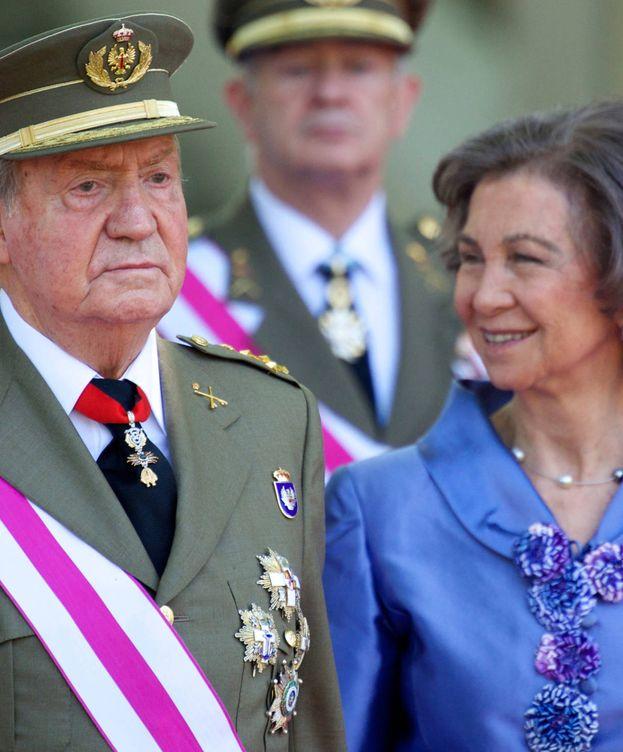Foto: Los Reyes eméritos. (Limited Pictures)