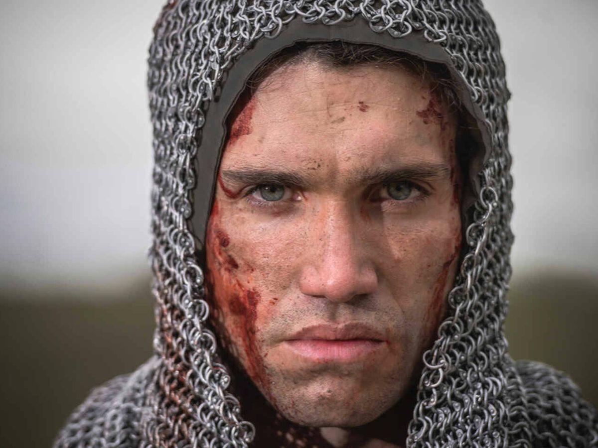 Foto: Jaime Lorente, protagonista de 'El Cid'. (Amazon Studios)