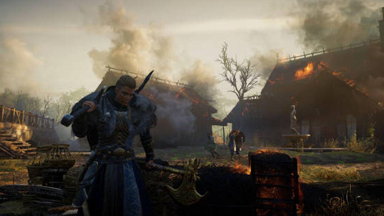 Imagen de 'Vallhala', la nueva entrega de 'Assassin's Creed'. (Foto: Ubisoft)