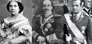 Post de Los exilios de la casa Borbón