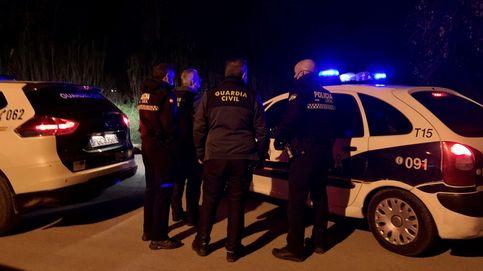 Localizan el coche del hombre que agredió con ácido a su exnovia y lo persiguen en la A-45