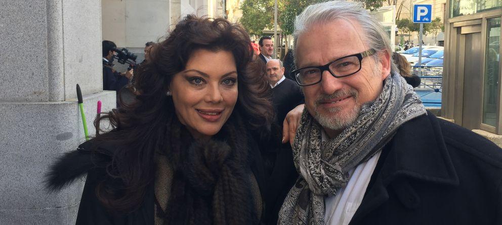 Paola Santoni se casa con un exdirectivo de Antena 3