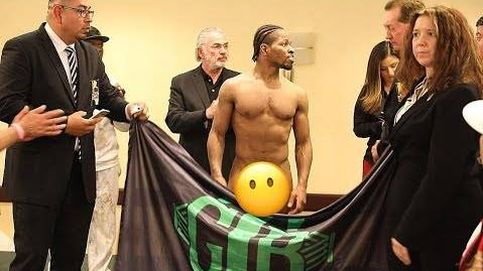 Cortarse el pelo para ganar un título mundial de boxeo