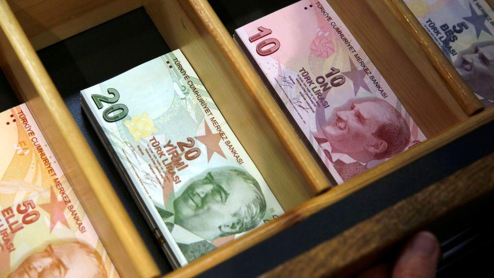 Turquía investiga a JP Morgan tras el desplome de la lira