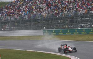 El drama de Bianchi:  velocidad excesiva y circunstancias fatales
