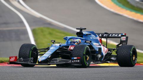 En directo Fórmula 1   Alonso y Sainz quieren dar la campanada bajo la amenaza de lluvia