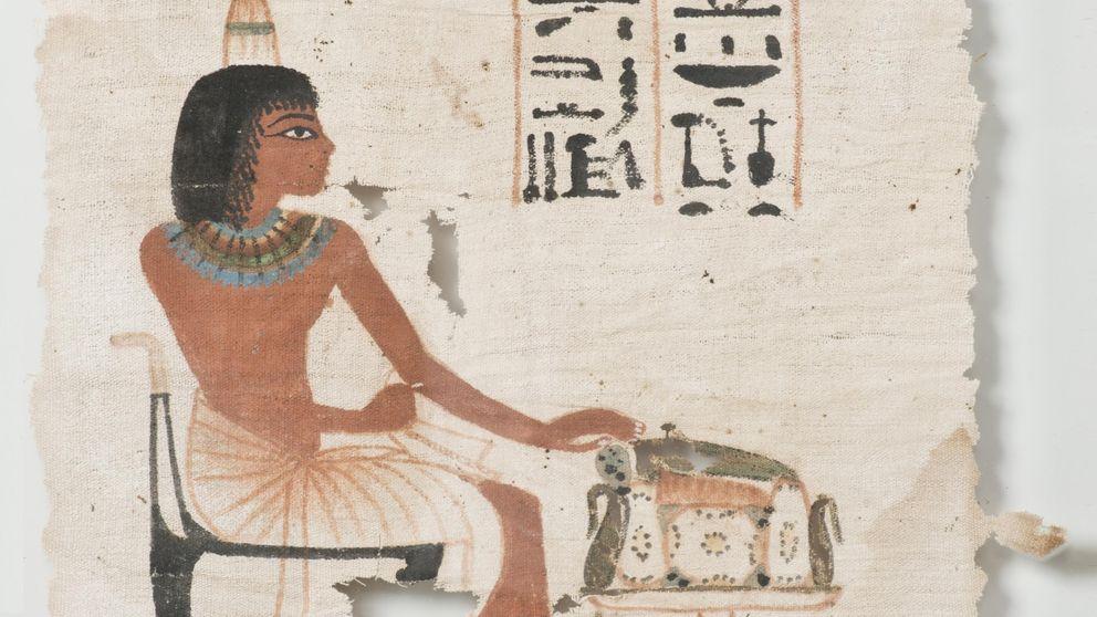 La increíble historia de un sudario egipcio que sobrevivió a amantes y asesinos