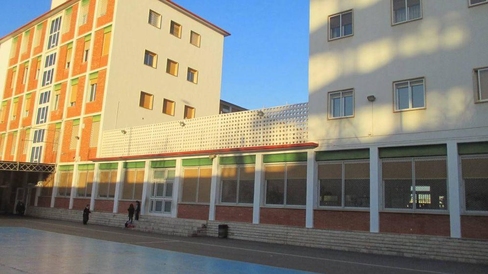 Foto: El Colegio Calasancio de Alicante.