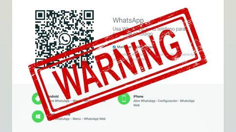 Cuidado con WhatsApp Web: así pueden robarte la cuenta usando un código QR