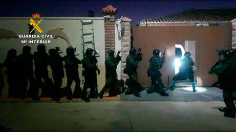 59 detenidos en el Campo de Gibraltar por blanqueo de capitales de la droga