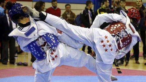 El castigo por participar en un campeonato de taekwondo dentro de Marina d'Or
