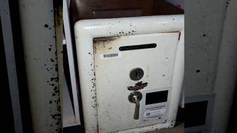 Un presunto ladrón muere aplastado por una caja fuerte de más de 400 kilos