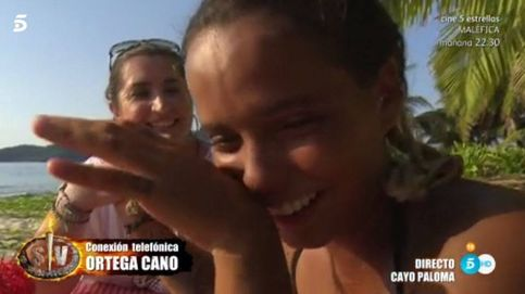 Ortega Cano, a Gloria Camila: Te quiero ver triunfadora de Supervivientes 2017