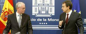 """Van Rompuy pide España que """"garantice nuestro modo de vida europeo"""
