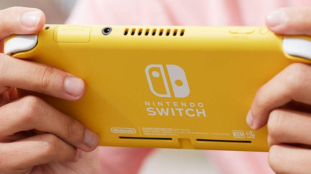 Nintendo se saca de la manga la Switch Lite, una consola portátil que llega en septiembre