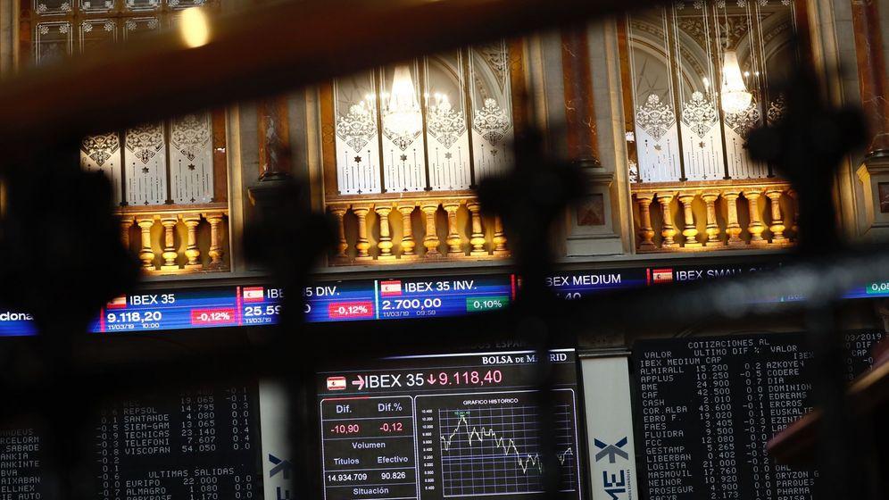 Foto: Bolsa de Madrid (Reuters)