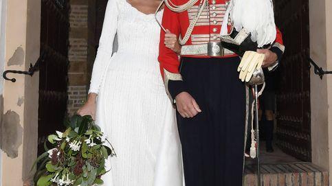 Los Reyes no acuden a la boda de María de Borbón celebrada en Sevilla