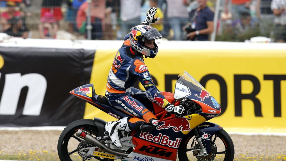 Oliveira gana en Mugello, dando al motociclismo luso su primer triunfo