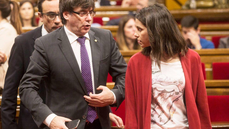 Junqueras y Puigdemont se juegan su futuro y el 'trono' soberanista ante Arrimadas