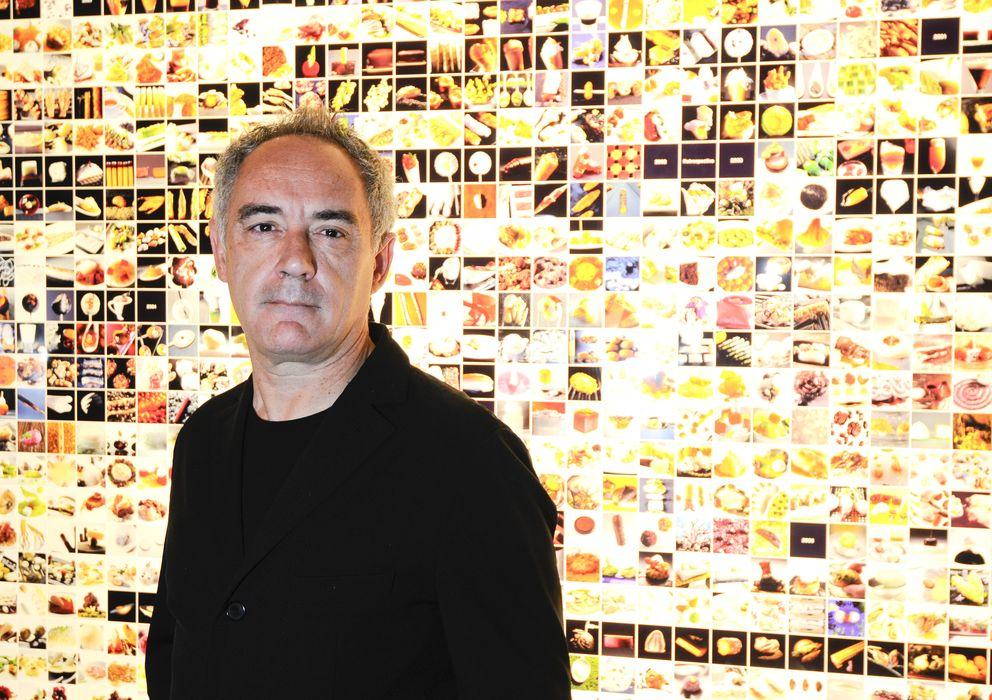 Foto: Ferrán Adrià, en una imagen de archivo (I.C.)