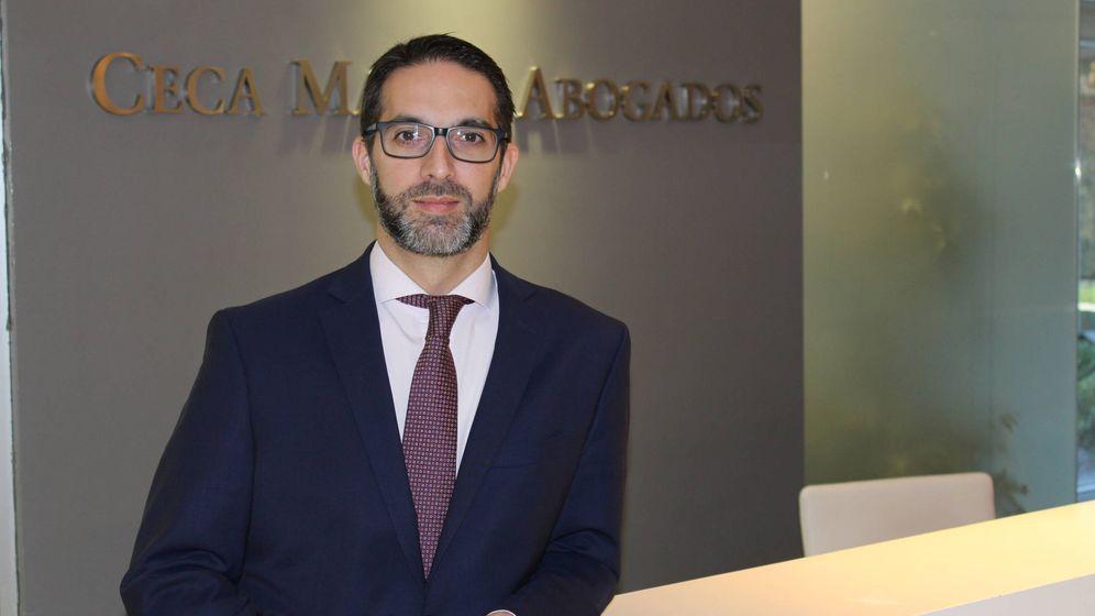 Foto: Ignacio Gordillo, nuevo socio de Ceca Magán. (LinkedIn)