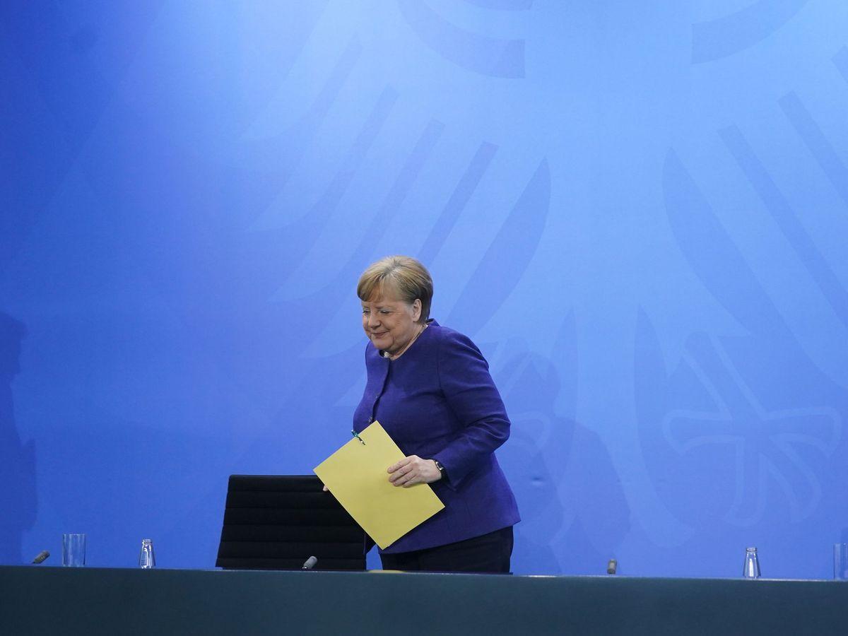 Foto: La canciller de Alemania, Angela Merkel. (Reuters)