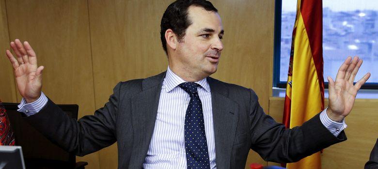 Foto: El presidente de la Corporación RTVE, Leopoldo González Echenique (EFE)