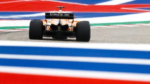 Cualquier tiempo pasado de McLaren en Austin fue mejor... con Honda
