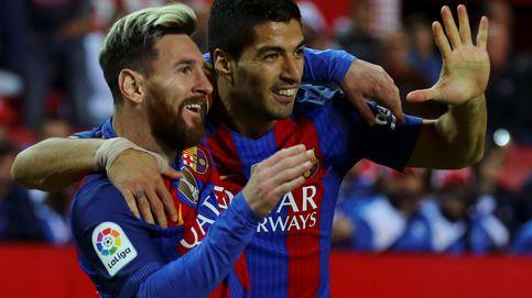 El Barça, con los tres 'pepinos' en el campo donde empató el City de Pep