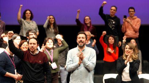 Iglesias pasa de puntillas por la campaña de las gallegas y delega el protagonismo a Díaz