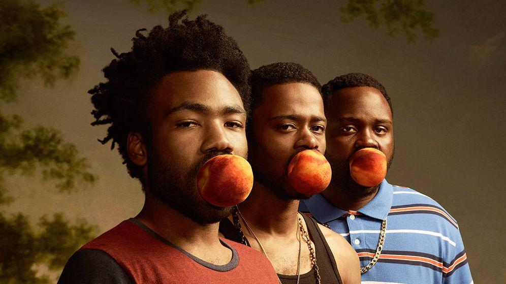 Foto: Imagen promocional de la comedia de FX, 'Atlanta'.