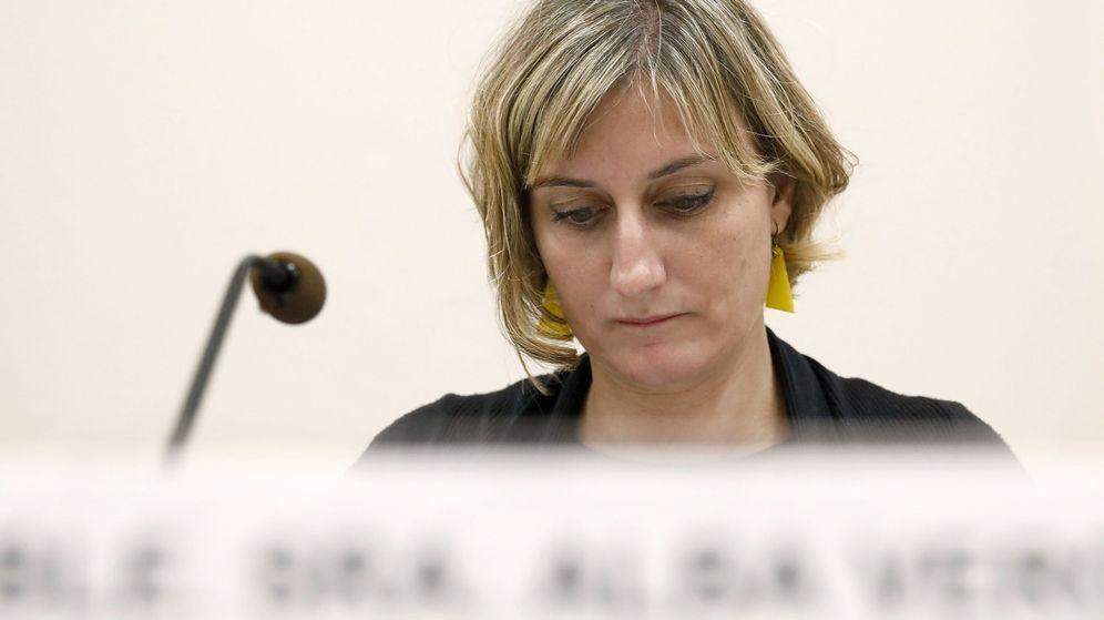 Foto: La 'consellera' de Salud, Alba Vergès. (EFE)