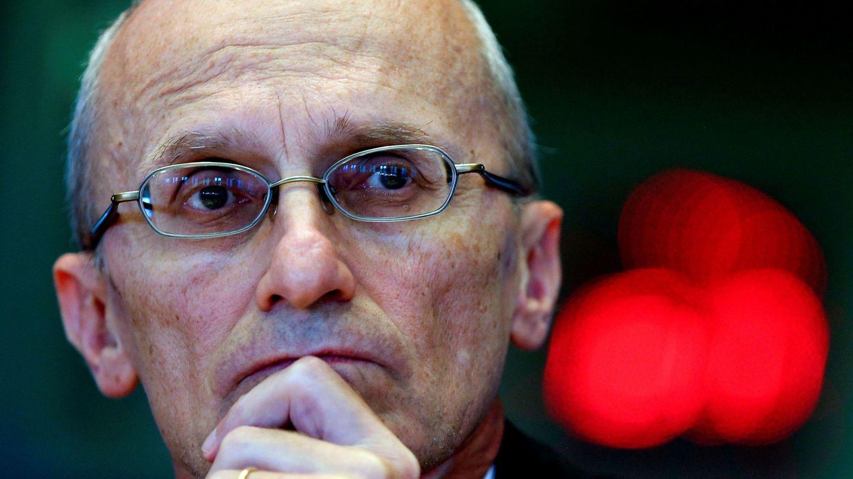Andrea Enria, jefe del Mecanismo Único de Supervisión del BCE. (Reuters)