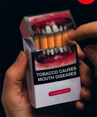 Foto: Así serán las cajetillas de tabaco este invierno