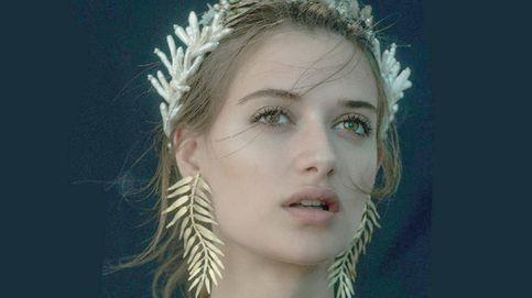 Los accesorios para el pelo de las chicas cool se inspiran en la naturaleza