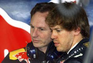 Red Bull amenaza con ser más rápido en Malasia con el KERS