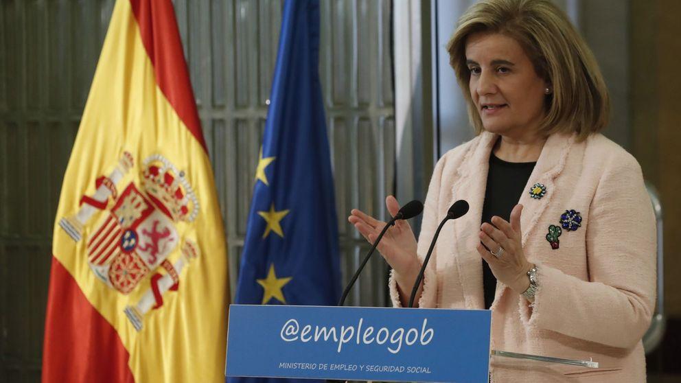 Báñez pronostica que España superará en 2022 la tasa de empleo de la UE