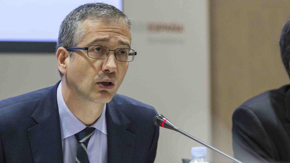 Foto:  Pablo Hernández de Cos.