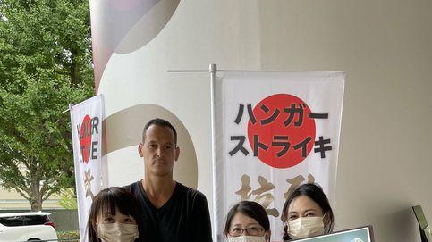 Un francés, en huelga de hambre para ver a sus hijos: los 'secuestros' crónicos de Japón