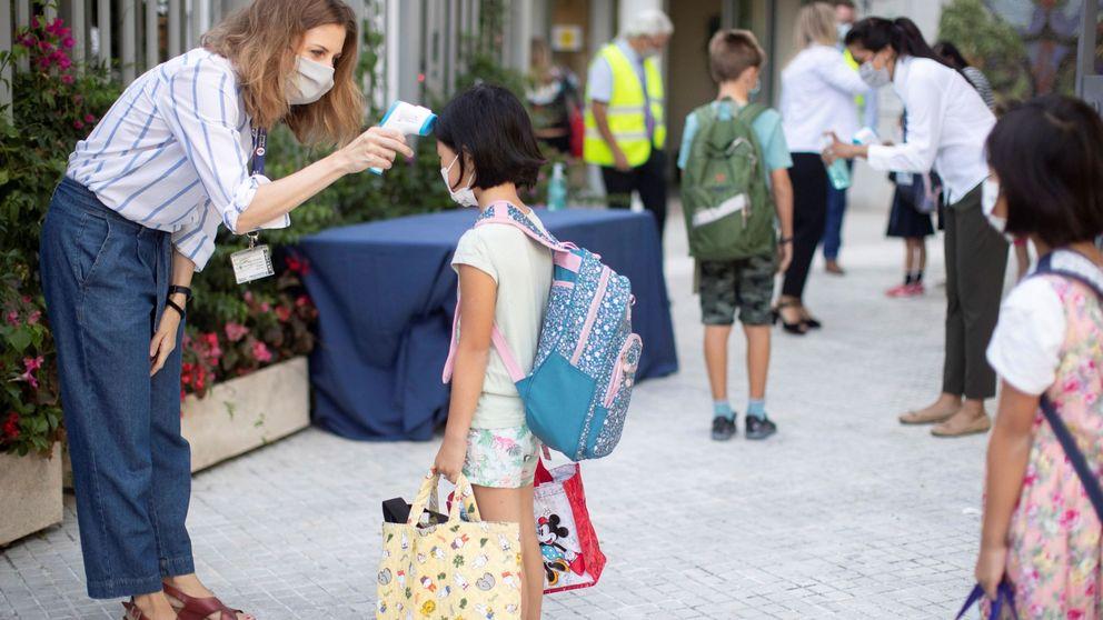 Colegios y CCAA se parapetan con firmas de los padres para evitar una ola de denuncias